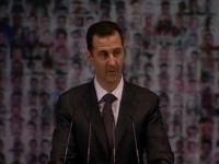 News video: Syrians revolt against Assad's 'war to defend nation' speech